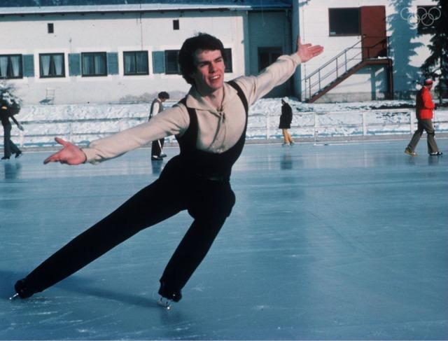 John Curry, 1976 Olympics, Innsbruck